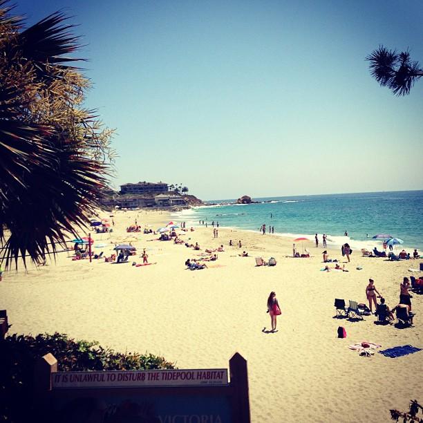 Vic-tory #beachday