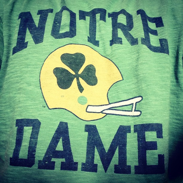 Go Irish!!!
