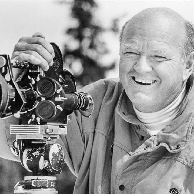 Ski Bum. Filmmaker. Legend. #warrenmiller